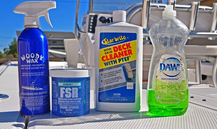 best boat deck cleaner