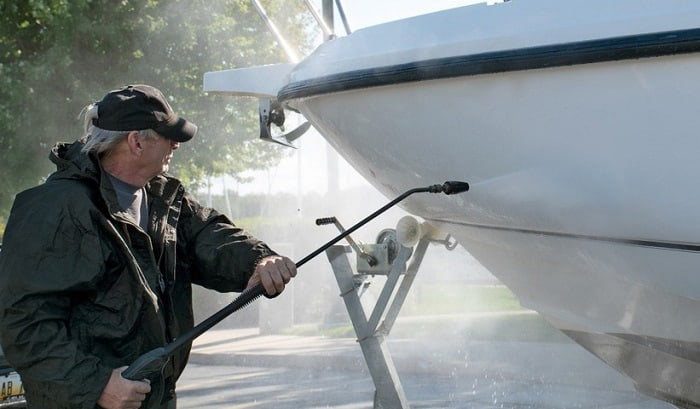 best boat hull cleaner