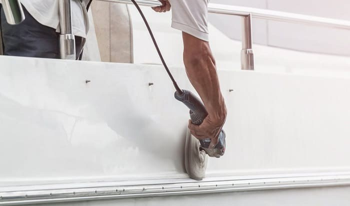 best rubbing compound for boats