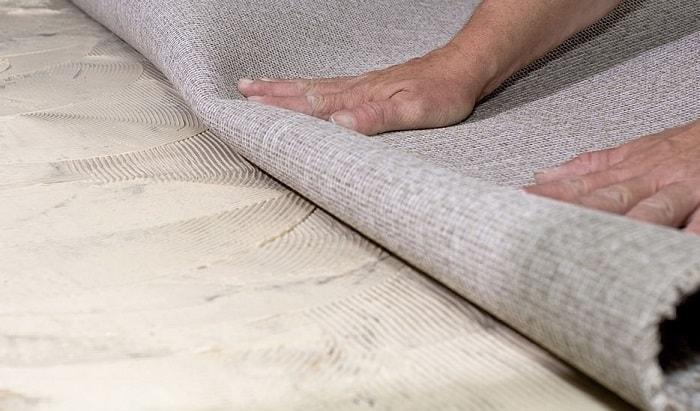 best marine carpet glue