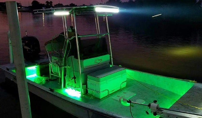 best marine led light bar