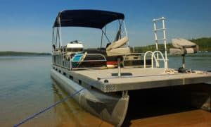 best anchor for pontoon boat
