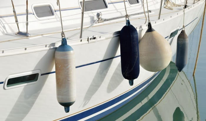 best pontoon fenders and bumper