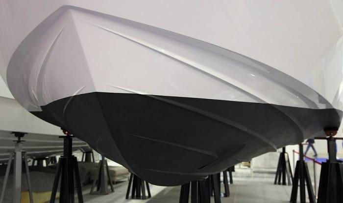 best paint for fiberglass boat
