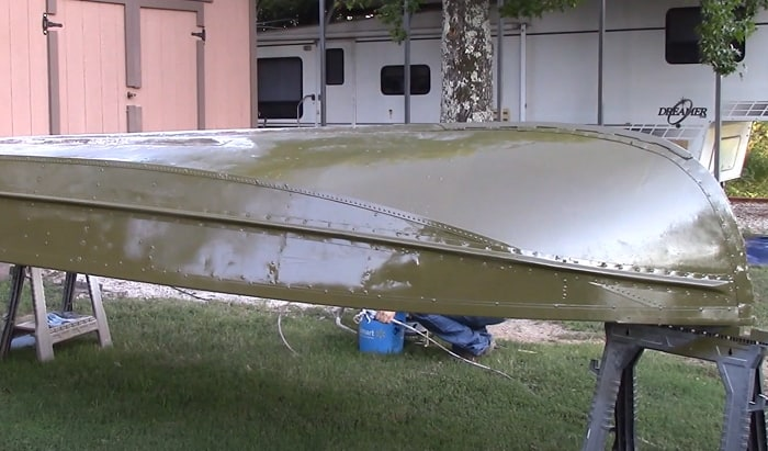 best-way-to-paint-an-aluminum-boat