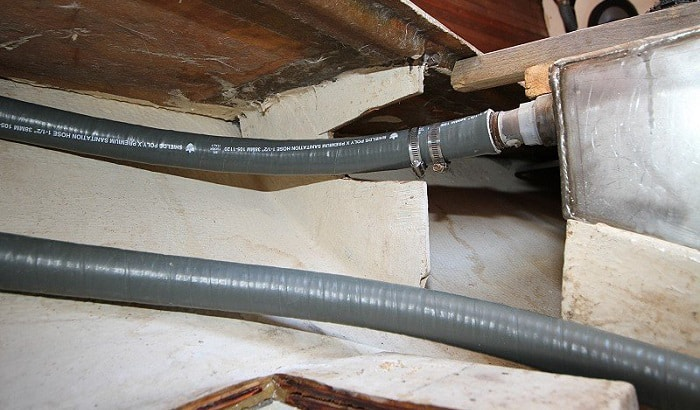 best marine sanitation hose