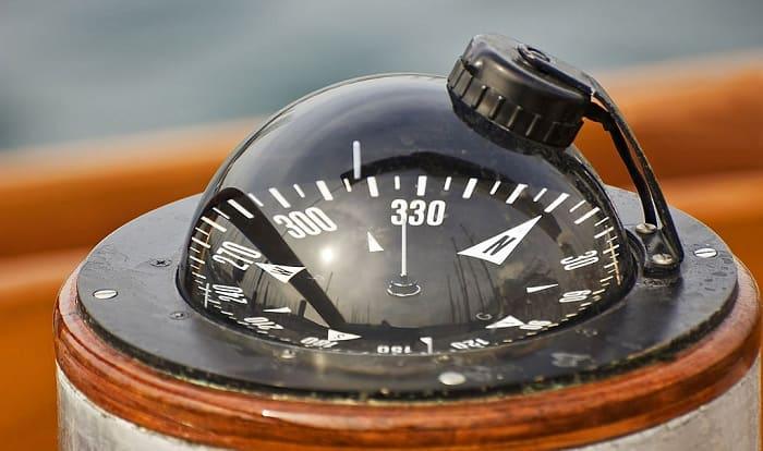 best marine compass
