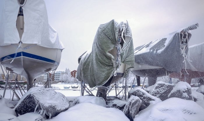 best winter boat covers