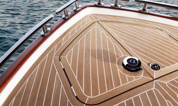 How-do-you-oil-teak-a-boat