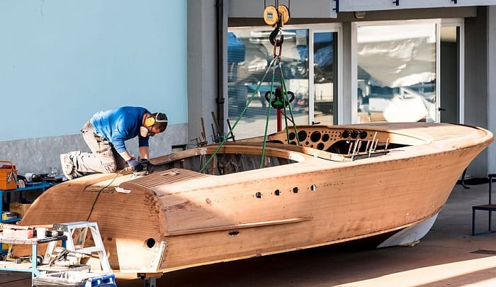 How to Build a Wooden Boat Step by Step