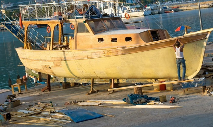 How to Build Wooden Boat Step by Step