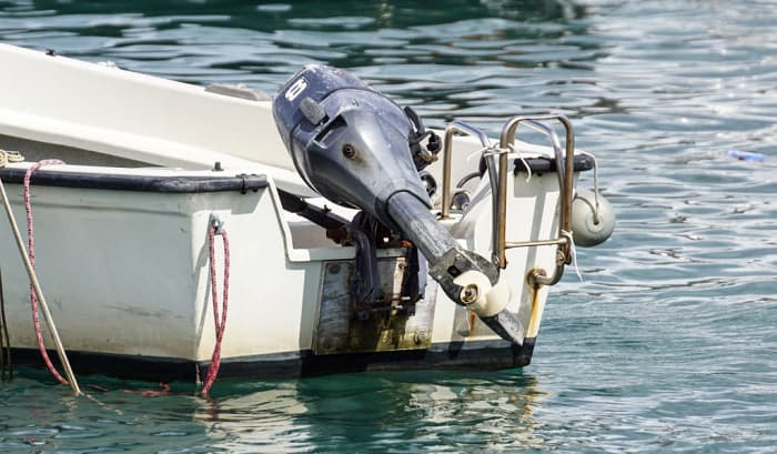 how to winterize an outboard boat motor